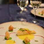 フレンチレストラン セラン - 鮮魚のポワレ1