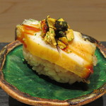 鮨 なかや - 煮アワビ