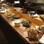Sake Fun ぞっこん。 - 料理たち