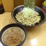 つけ麺 渡辺 - つけ麺太麺(並)200g濃厚魚介MIX