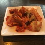 琉球の牛 - 手作り白菜キムチ