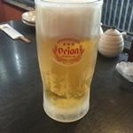 47020211 - オリオンビール