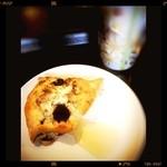 スターバックス・コーヒー - ラベンダーティーとブルーベリースコーンでモーニング♪