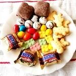 スウィートファクトリー - チョコレート、ビスケット、ラムネ、M&M'S、スニッカーズ、、、