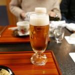 萬治郎 - ビール