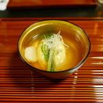 萬治郎 - 椀物