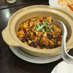 本格中華 龍源餃子 - 土鍋麻婆豆腐