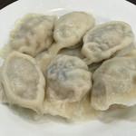 本格中華 龍源餃子 - 水餃子