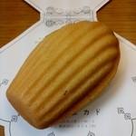 フランス菓子 カド - マドレーヌ