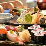 すし暁 - 料理写真:寿司会席時イメージ