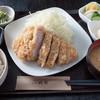 霧降高原豚ロースか(130g)定食