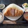 霧降高原豚特ロースかつ(250g)定食