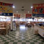 さかな大食堂 渚 - 店内風景