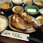 47029651 - 赤魚の醤油焼き ¥980