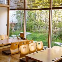 千の庭 - 庭園が見える完全個室にリニューアル!