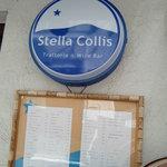 ステラコリス - 看板