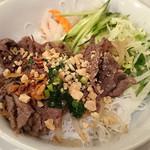 47030201 - 牛肉炒めビーフン