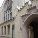 カフェ フロインドリーブ - 教会をリノベーションした建物です
