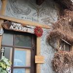カフェ フロインドリーブ - おまけ・加納町交差点にあったバー「アカデミー」、私にとって、30数年前の思い出の込められたお店です