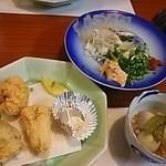 海鮮ふぐ料理 殿 - 2016.1月末ふぐの天ぷら他