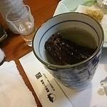 海鮮ふぐ料理 殿 - ひれ酒