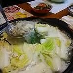 海鮮ふぐ料理 殿 - 鍋