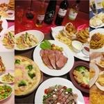 カラオケUNO - 料理写真:ラミューズで宴会はいかがですか?5種類のパーティープランをご用意してます♪