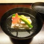 47039377 - 甘鯛と胡麻豆腐