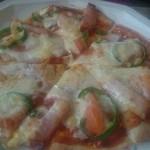 おじも - トマトソースピザ
