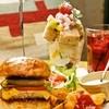 エヌオーエヌ ファニチャー&カフェ - 料理写真:定番人気!クラシックチーズバーガー