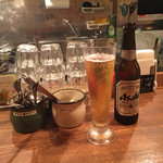 DS100%カレー - ビールセット
