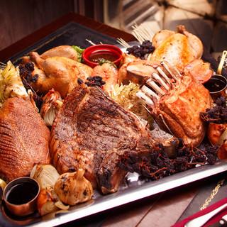 肉フェス常勝の「格之進」の熟成肉に、東京Xの一頭買い!