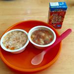 ディアキッズカフェ - 離乳食(12ヶ月用)、ベビー麦茶