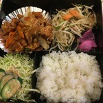 中国料理三国 - 日替り定食