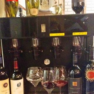 ワインの保存方にこだわります☆