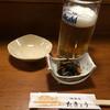 たきょう - 料理写真:生ビール
