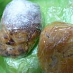 ノキシタセブンイレブン - パンとマフィン