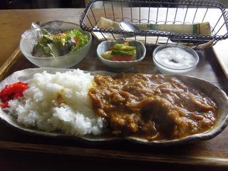 Hashigo Cafe - カレーライス¥890