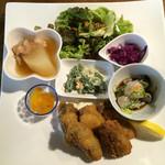 暖木 - 牡蠣フライ定食