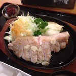 つかさ - 料理写真:トンテキ定食