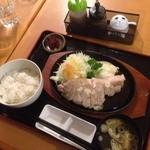 つかさ - トンテキ定食