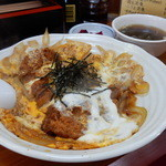 南京路 - 「カツ煮定食」