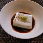 なか井 - 胡麻豆腐