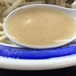 伊万里ちゃんぽん - スープ