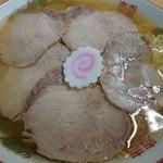 三吉屋 - 2016年1月 叉焼麺 小 700円