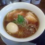 創作麺工房 鳴龍 - 特製醤油拉麺(2015年12月30日)