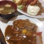 レストランいづみ - Bランチ+カレー