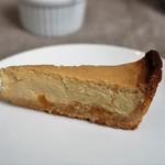 チャヤマクロビ - ベイクドSOYチーズケーキ