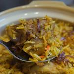 タカリバンチャ - ビリヤニのチキン