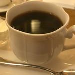 ローズカフェ - ホットコーヒー